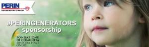 PERINGENERATORS: sponsor ufficiale della Fondazione Sinistra Piave (Conegliano –TV)