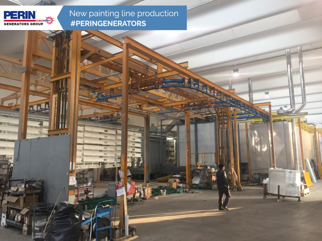 New-painting-line-production-PERINGENERATORS