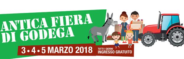 3 – 5 marzo: PERINGENERATORS all'Antica fiera di Godega 2018 (Treviso)