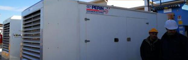 Nuova consegna settore Oil & Gas: 2 generatori in parallelo sincronizzati