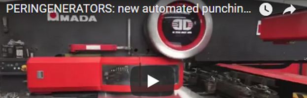 PERINGENERATORS VIDEOS: new automated punching system