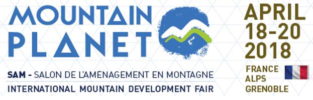 18 – 20 aprile: PERINGENERATORS alla fiera MOUNTAIN PLANET 2018 (Grenoble, Francia)