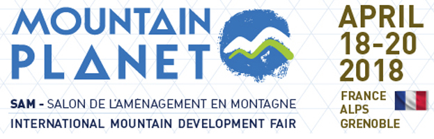 18 -20 April: PERINGENERATORS at MOUNTAIN PLANET 2018 (Grenoble, FRANCIA)