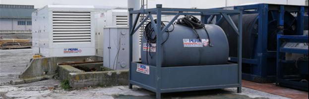 Nuova commessa: generatori da 2 Mw consegnati al cliente su una nave