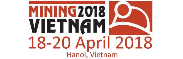 18 – 20 March: PERINGENERATORS at MINING VIETNAM 2018 (Hanoi, Vietnam)