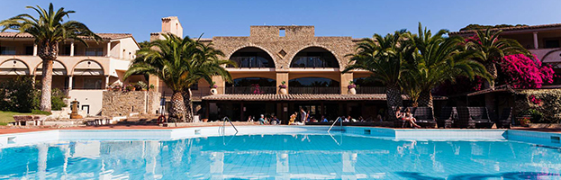 The luxurious Hotel & Resort Costa dei Fiori in Sardinia chooses PERINGENERATORS