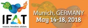 14 – 18 May: PERINGENERATORS at IFAT 2018 (Munich, GERMANY)