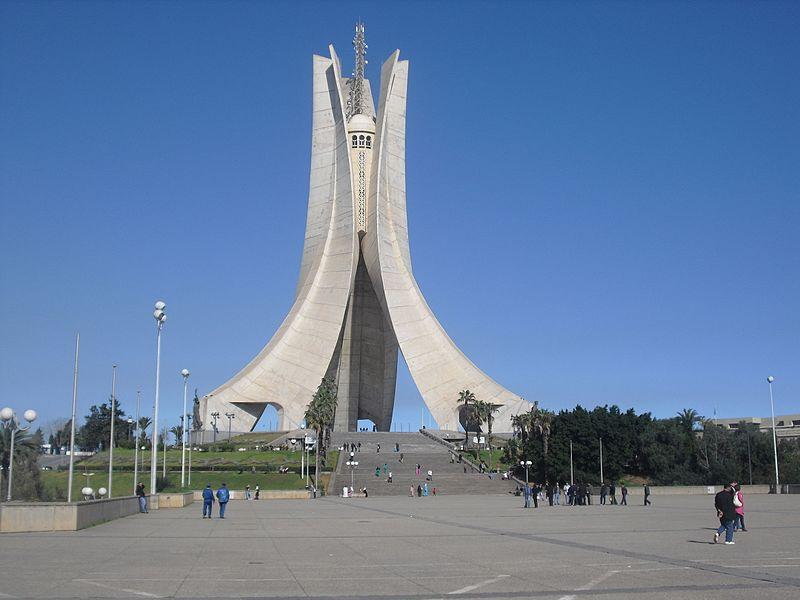 Monument-des-martyrs-(Toure-d'Alger)-power-generators-PERINGENERATORS