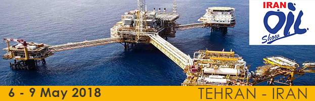 06-09 May: PERINGENERATORS at IRAN OIL SHOW 2018 (Tehran, IRAN)