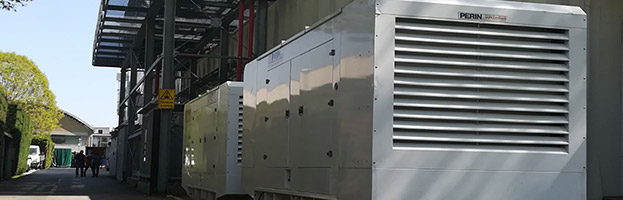 PERINGENERATORS: new installation of power generators