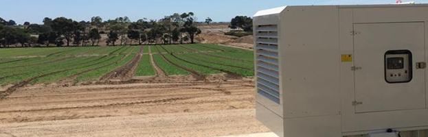 PERINGENERATORS in Australia: nuova importante consegna di generatori di corrente
