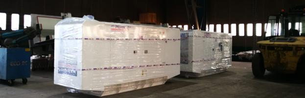 PERINGENERATORS: 10 nuove installazioni di generatori di corrente