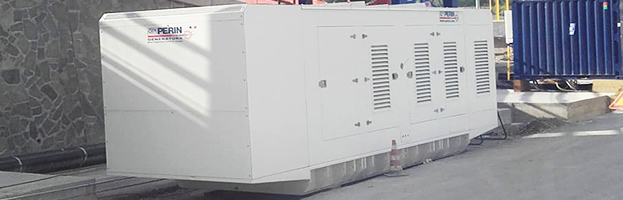 4 NEW installation of power generators: different location & customers