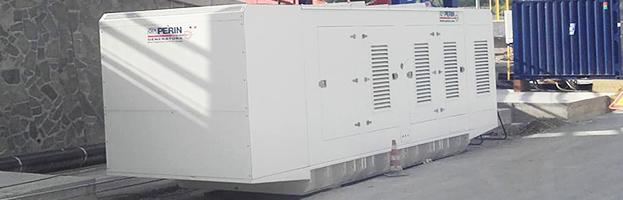4 nuove installazioni di generatori di corrente: location e clienti differenti
