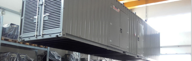 PERINGENERATORS: New shipment of generators