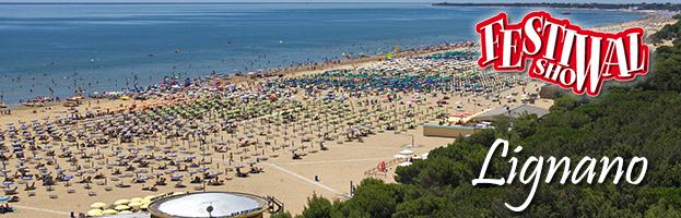 21 agosto: il Festival Show 2018 approda a Lignano!