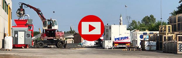 VIDEO: generatori per impianti di frantumazione
