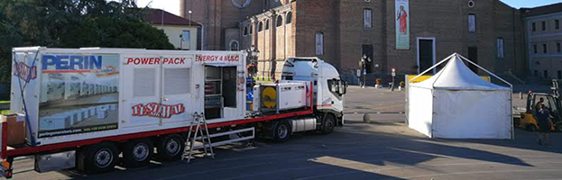 Famous St. Anthony Basilica: new delivery in Padua (Italy)