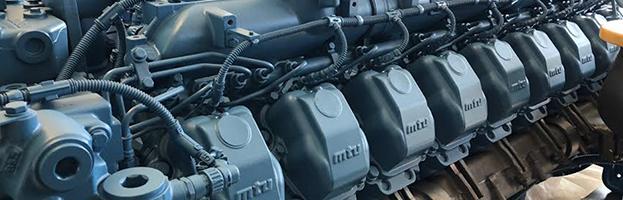 L'arrivo di nuovi motori MTU