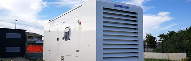 Nuova installazione: generatore da 500 kW