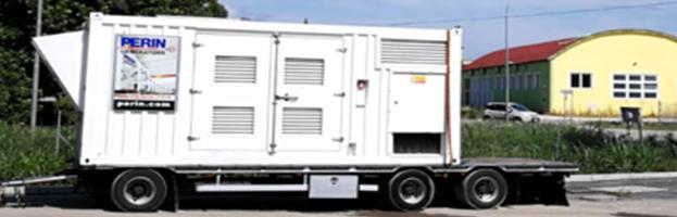 Nuova installazione: generatore da 1 MW