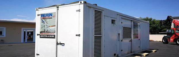 Nuova installazione: power pack da 2 MW