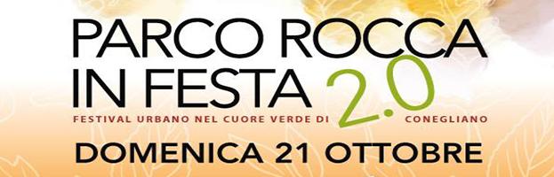 October 21st: PERINGENERATORS sponsor of Festival Parco Rocca in Festa 2.0 (Conegliano – Italy)