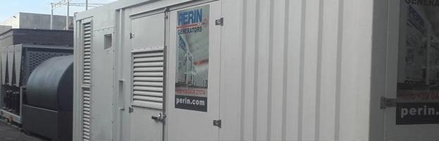 Nuova installazione: generatore da 2 Mw