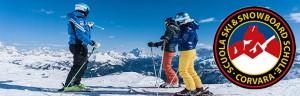 PERINGENERATORS sponsor della Scuola Sci e Snowboard CORVARA – Ladinia