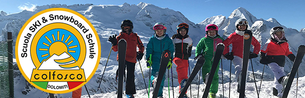 PERINGENERATORS partner of Ski & Snowboard School Colfosco (Alta Badia – Italy)