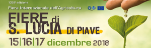 15-17 December: PERINGENERATORS at International Agricultural Exhibition  (Santa Lucia di Piave-TV)