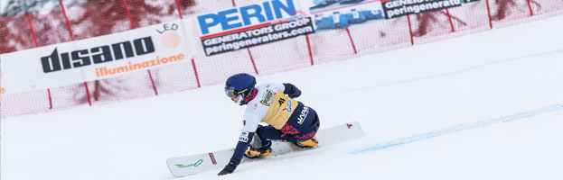 PERINGENERATORS PARTNER DELLA SNOWBOARD WORLD CUP 2018 (Faloria – Cortina d'Ampezzo)