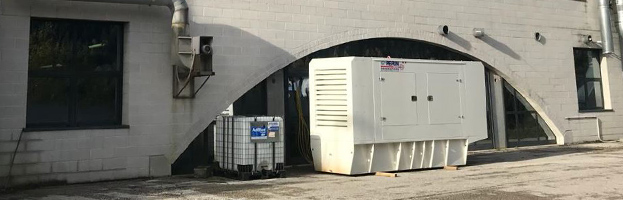 New satisfied customer: 500 Kw power generator