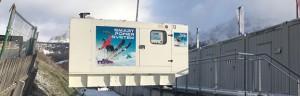 PERINGENERATORS fornisce energia alla Coppa del mondo AUDI FIS Ski World Cup 2018 (La Villa – Alta Badia)