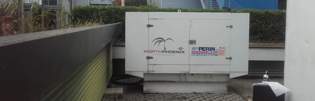 The colossus Würth Phoenix chooses the generators of PERINGENERATORS