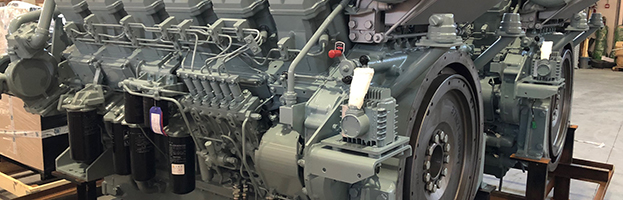 Mitsubishi engines ready for production