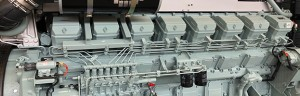 motori Mitsubishi per i generatori di PERINGENERATORS