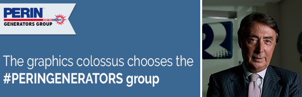 The graphics colossus chooses the PERINGENERATORS group