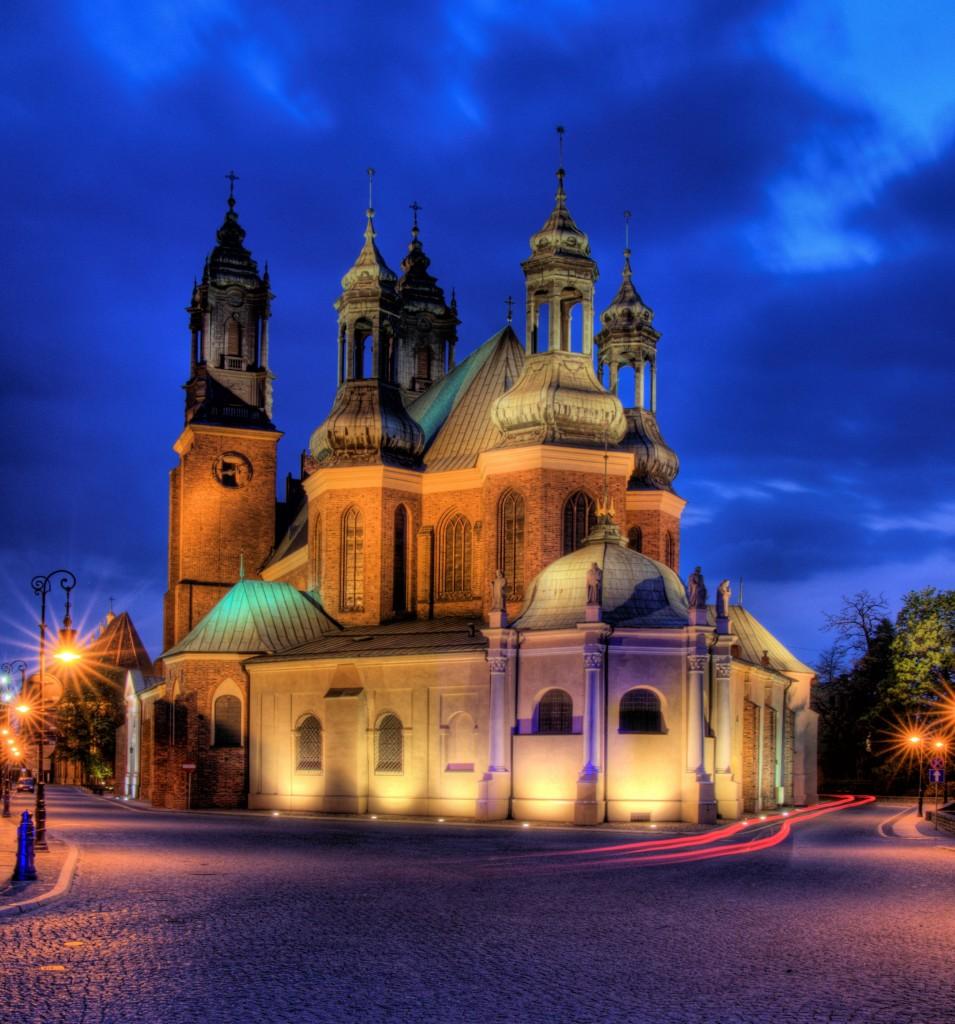 The Cathedral, R_ Maciejewski - Poznan