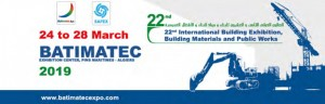 24-28 March: PERINGENERATORS at BATIMATEC 2019 (Algiers – ALGERIA)