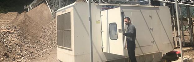 ECONORD chooses the generators of PERINGENERATORS