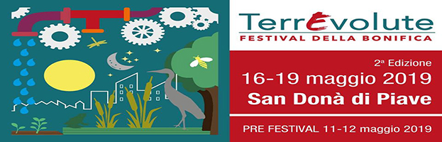 16-19 May: PERINGENERATORS technical sponsor of the Festival della Bonifica (San Donà di Piave – Italy)