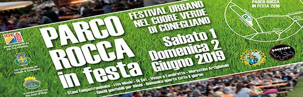 1-2 June: PERINGENERATORS sponsor of Festival Parco Rocca in Festa (Conegliano – Italy)