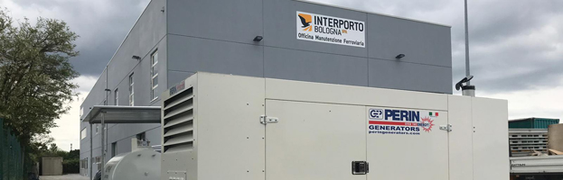 INTERPORTO BOLOGNA S.P.A. chooses the generators of PERINGENERATORS