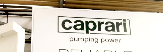 Settore gestione acqua: CAPRARI S.P.A sceglie PERIN GENERATORS GROUP