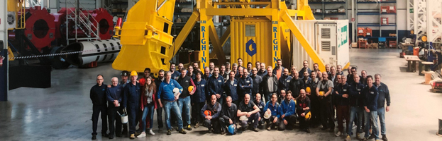 SETTORE OFFSHORE OIL & GAS: F.LLI RIGHINI SCEGLIE PERIN GENERATORS