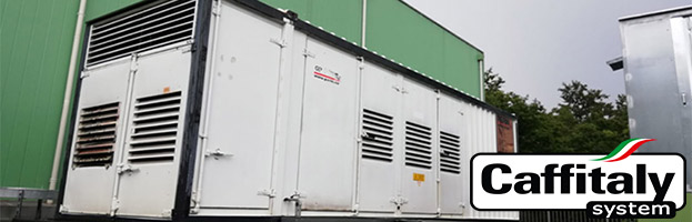 Caffitaly chooses PERIN GENERATORS GROUP