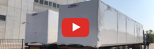 Generators ready to go to Australia: VIDEO & PHOTO