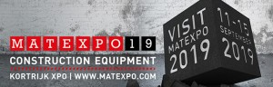 11-15 September: PERINGENERATORS at MATEXPO 2019 (Kortrijk, BELGIUM)