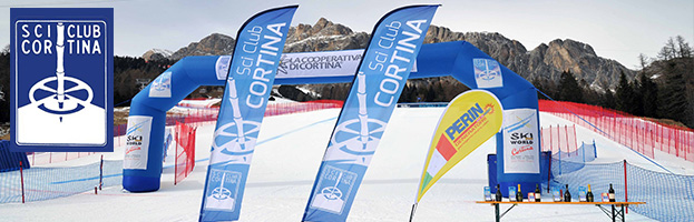 PERINGENERATORS partner di Sci Club Cortina